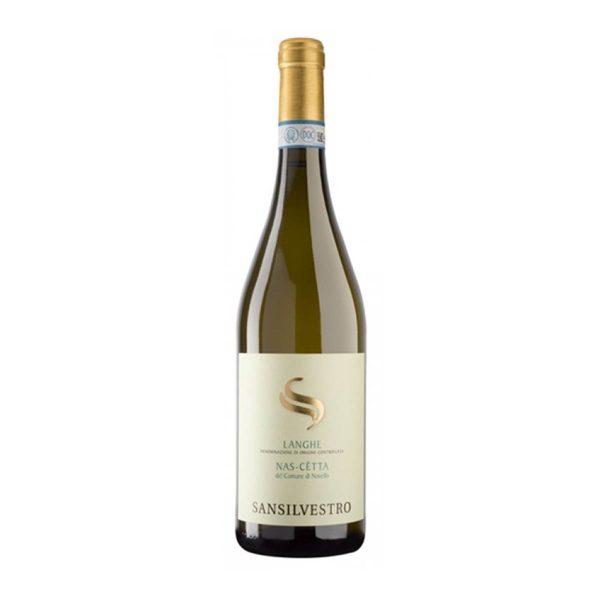 Baltas Sausas Vynas - San Silvestro Nasceta Vermentino kaina pirkti